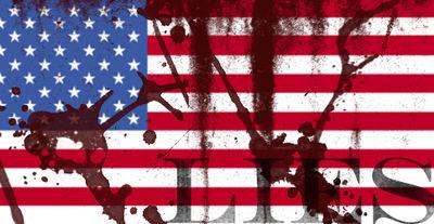 American Flag Reverted by cavudog