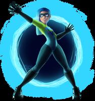 Voyd - Incredibles 2 by FlippingChicken