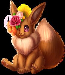 Eevee by FlippingChicken