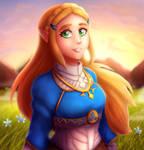 Zelda by FlippingChicken