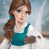 Belle by GenevieveViel