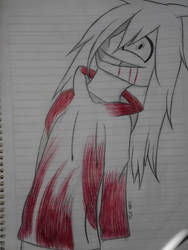 Jeff the killer by TLX-682