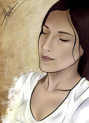 Serene by KarinMao