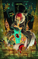 Transistor by XibXib