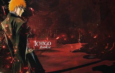 Ichigo Bankai by 3l4n63l