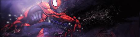 Spiderman by 3l4n63l