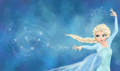 Elsa by AbsyntheRequiem