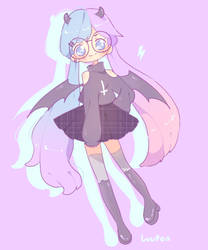 [C] Pastel Demon by luupon