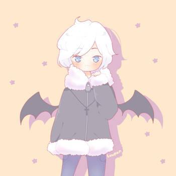 [C] Dark Wings by luupon