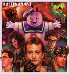Ghostbusters by choffman36