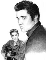 Elvis by choffman36