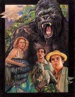 King Kong by choffman36