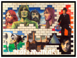 Pink Floyd by choffman36
