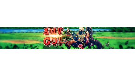 AMV GO! banner by MichaelRusPro