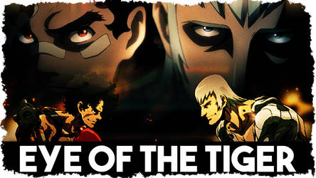 Megalo Box - Eye of The Tiger by MichaelRusPro