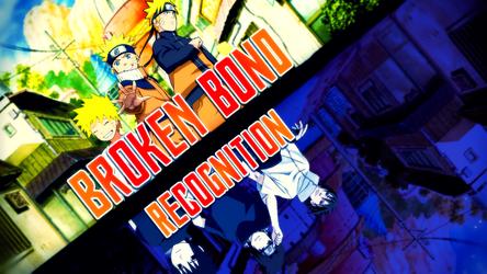 Naruto and Sasuke - The Broken Bond by MichaelRusPro