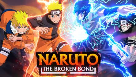 Naruto and Sasuke - The Broken Bond 2 by MichaelRusPro