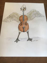 Swan Song by TheScreechingPumpkin