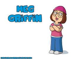 Meg Wallpaper by Cartoon-Admirer