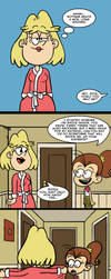 The Loud House - Shock Factor by Cartoon-Admirer