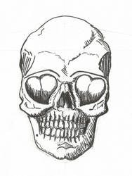 Love Skull by SeurAaron