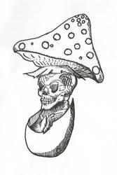 Death Cap by SeurAaron