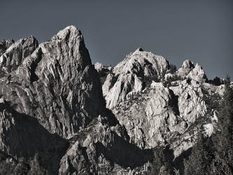 Castle Crags II by DailyB
