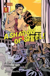 A Shadow of Steel Issue One Cover by aisu-kaminari