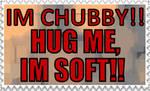 Chubby Hug STAMP by Onslaught14
