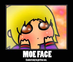 Moe Face by Onslaught14