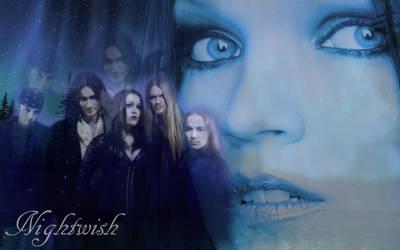 Nightwish with Tarja V.2.0 by LazarusDrealm