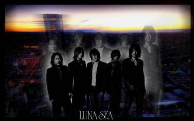 Luna Sea Wallpaper by LazarusDrealm