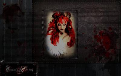 Emilie Autumn Wallpaper by LazarusDrealm