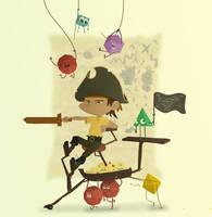 Little Pirate by Luzenrique