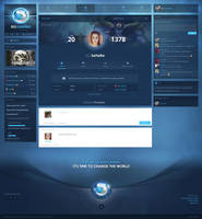 Gaming User Profile by TripleSkill