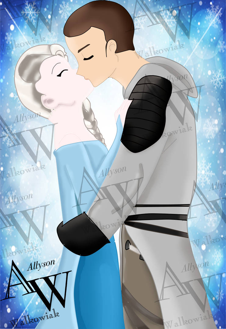 CM: He is the one that can thaw my frozen heart... by HybridCatgirl995