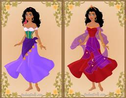 Esmeralda by jjulie98