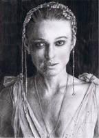 Keira Knightley 2 by DonieQ