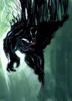 Venom, baby by Masked-Scaramouche