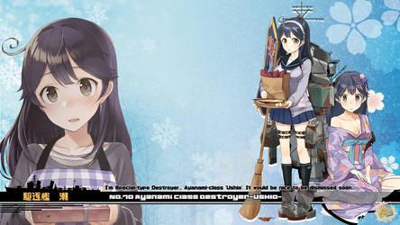Ayanami-Class Destroyer-Ushio by sakurin09