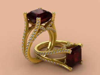 Ring2 by wandinha