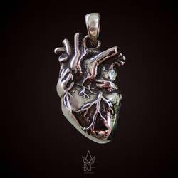 Heart Pendant by wandinha