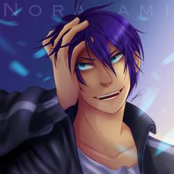 Noragami YATO by Teescha-Rinn