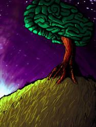 Tree by jfreez22