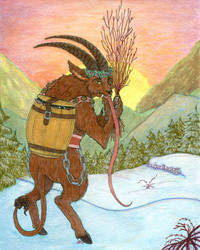 Alpine Peril by post-hummus
