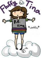 Fluffy Tina by post-hummus