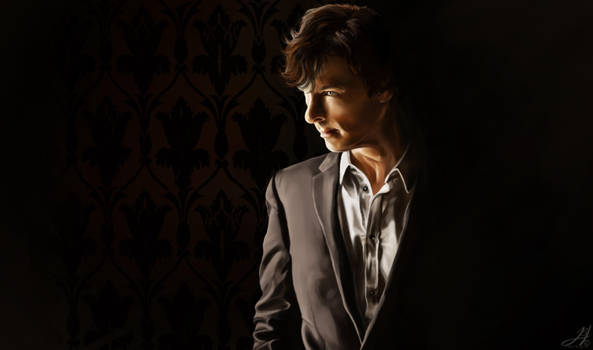 Sherlock by Arkarti