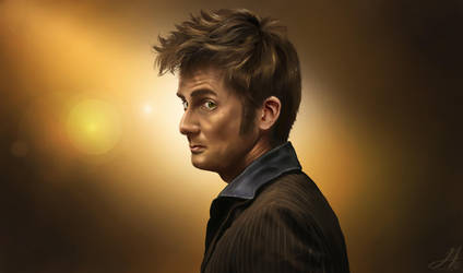 .:10th Doctor:. by Arkarti