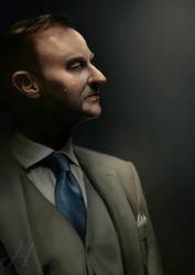 Mycroft by Arkarti