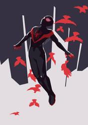 Spiderman by Arkarti
